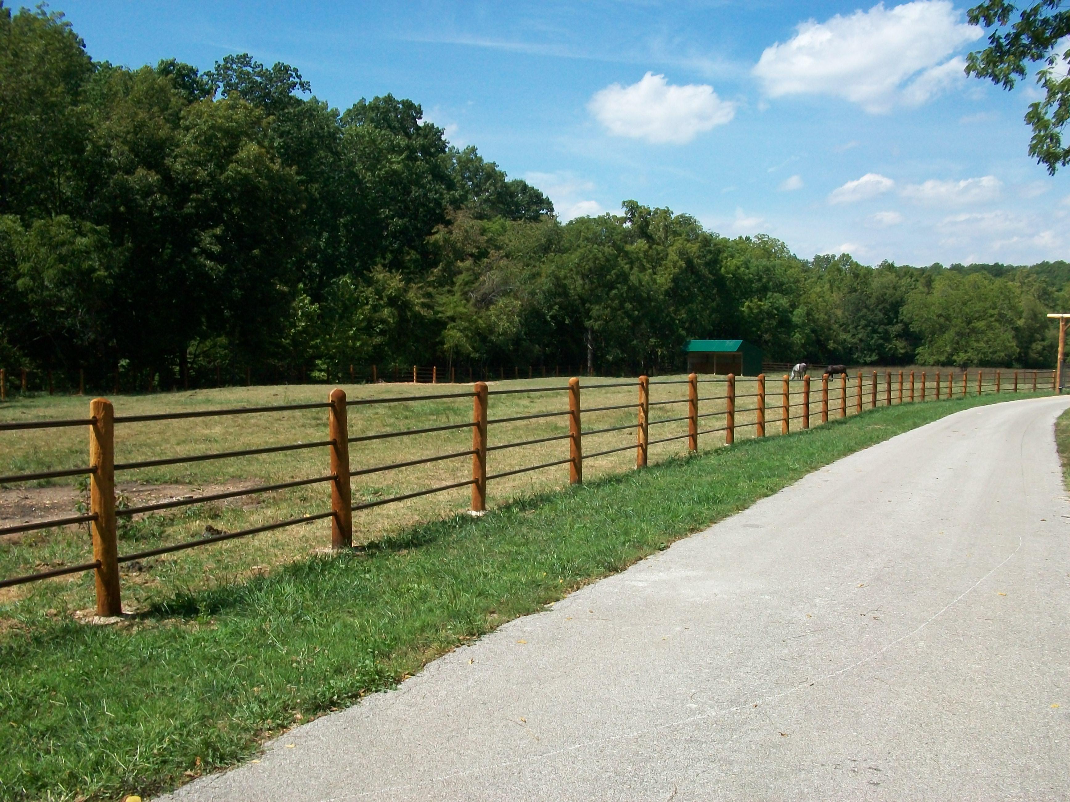Pipe Fence 417 862 5115 W Bar Y Fence Fence