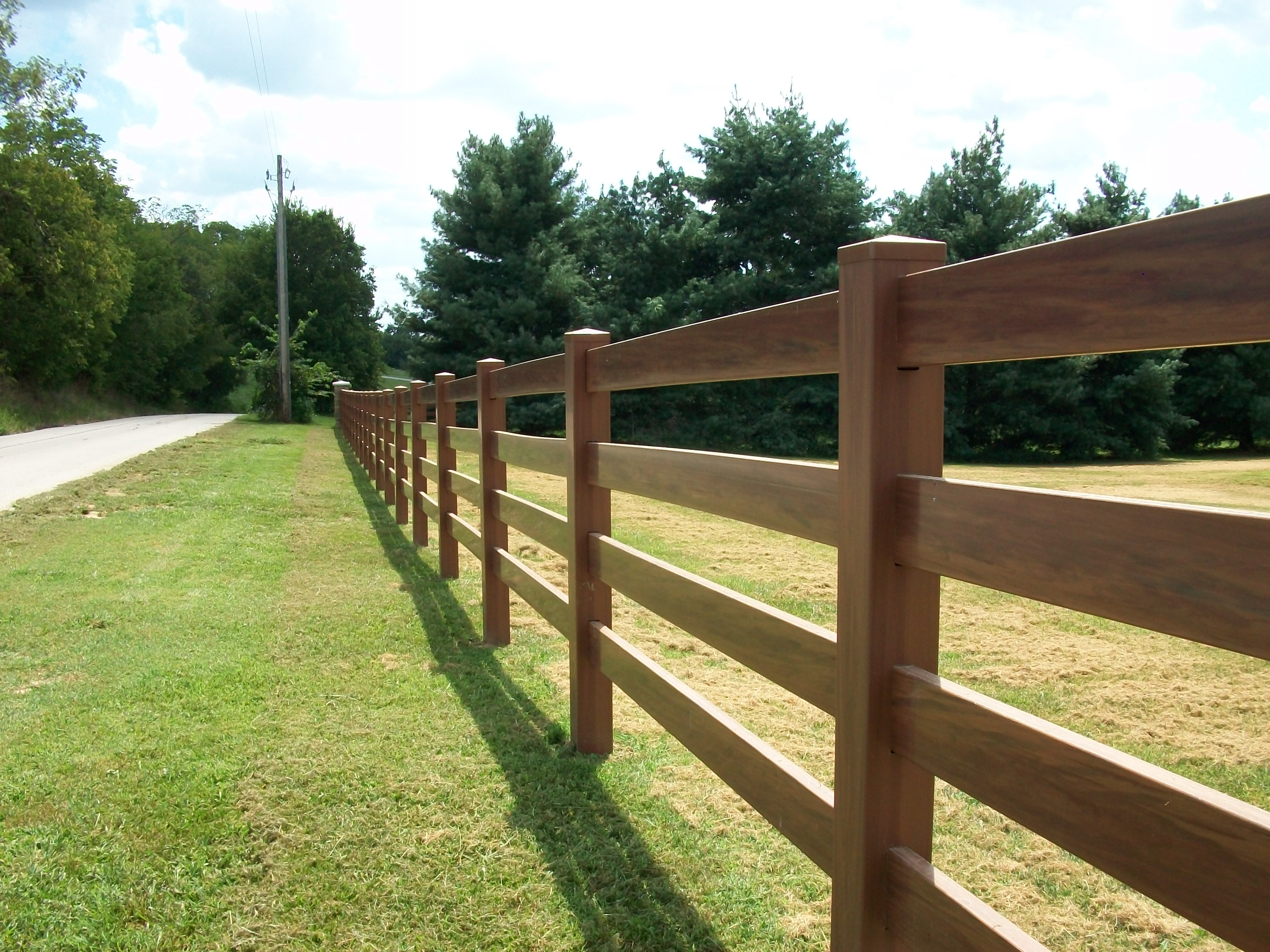 Ranch Fence, Snake-Rail Fence, Worms Fence, Snakes Fence, Virginia ...