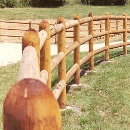 Cedar Round Rail sq