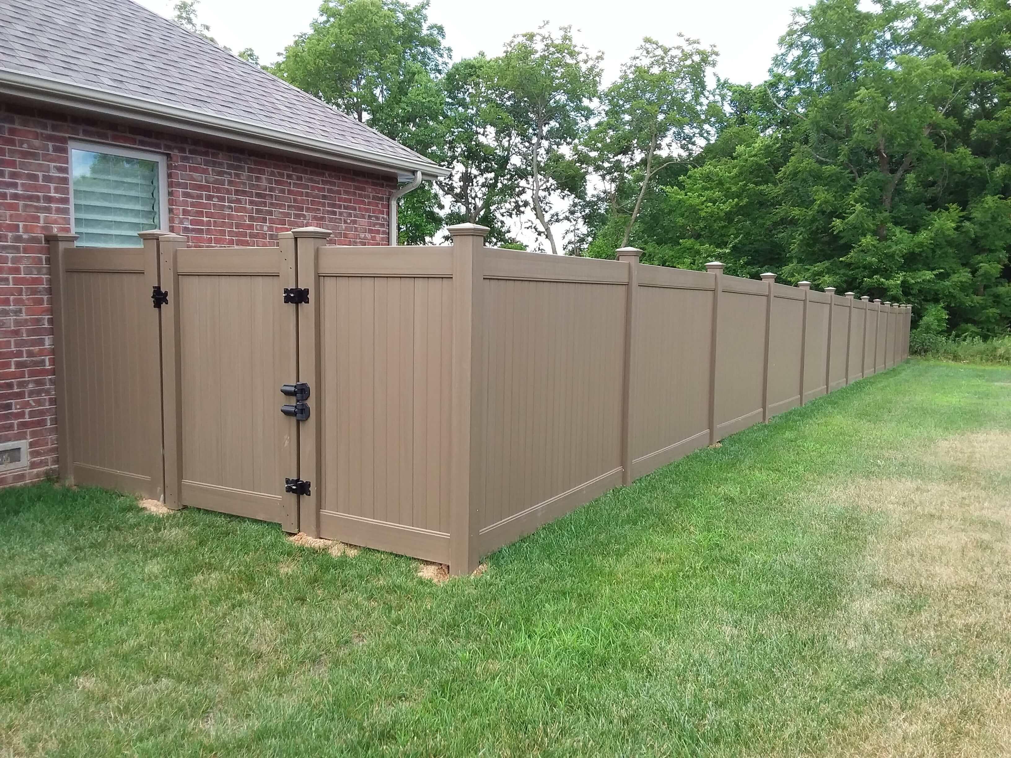 Privacy Fence W Bar Y Fence Company