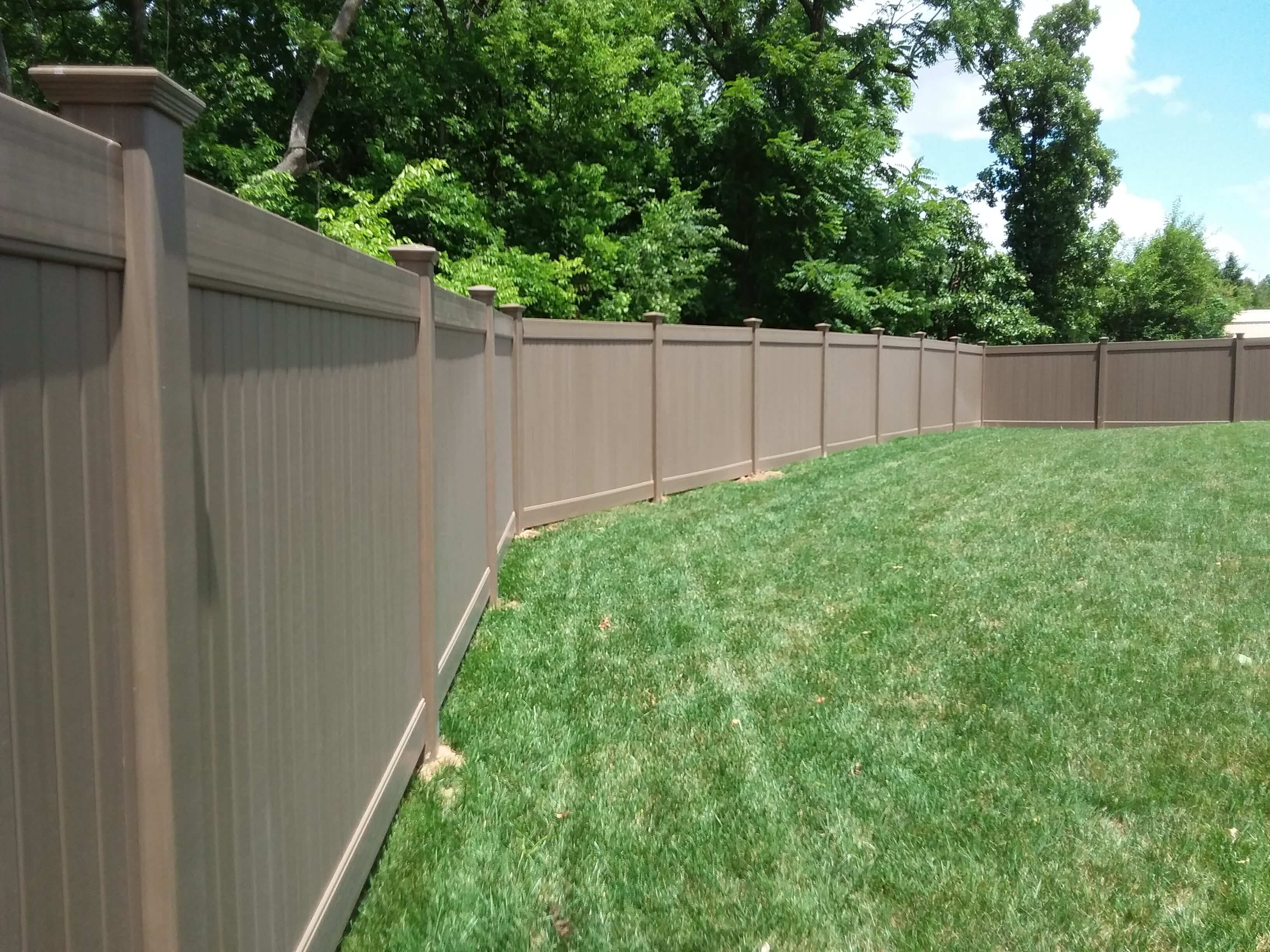 Privacy Fence W Bar Y Fence Company